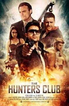 The Hunters Club by Creator Ryan Crain