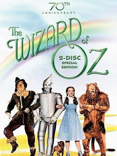 The Wizard of Oz [PN1997 .W59 2009] Dorothy Gale is swept away to a magical land in a tornado and embarks on a quest to see the Wizard who can help her return home.