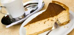It Only Takes 8 Simple Ingredients To Make This Cappuccino Inspired Cheesecake