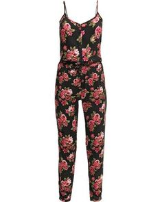 Superdry POOLSIDE Jumpsuit super rose pink Online Shops, Overall, Superdry, Pink Roses, Jumpsuit, How To Wear, Pants, Dresses, Fashion