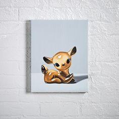 Wall_Art_Sitting_Deer