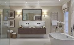 Elegant bathroom by Sophie Patterson Interiors