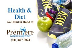 Health and Diet at Premiere Weight Loss Center