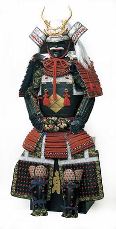Samurai Armor Diy, Samurai Weapons, Samurai Helmet, Samurai Warrior, Japanese Warrior, Japanese Sword, Samourai Tattoo, Lamellar Armor, Martial Arts Weapons