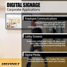 Digital Signage has become an essential resource for organizations due to their diverse applications  Placing