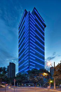 Edificio Comercial Renaissance em Belo Horizonte. Foto: Jomar Bragança