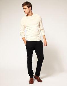 mens fashion, sweater