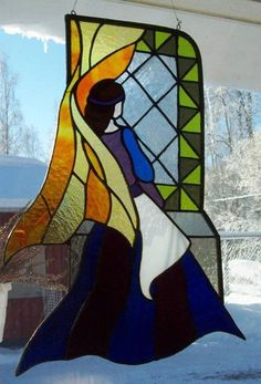 stained glass people | 1000+ images about stained glass people on Pinterest ...