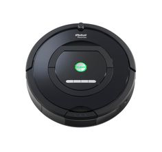 Amazon.com - iRobot Roomba 770 Vacuum Cleaning Robot for Pets and Allergies - Robotic Intelligent Vacuums