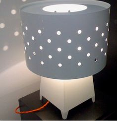 Tank Table Lamp by MICHAEL SINEY DESIGN | Made By Michael Siney | £250.00 | Bouf