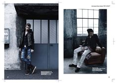 OF THE NEIGE STYLE  2012 A/W LOOKBOOK