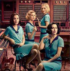 """""""Las chicas del cable"""" para rato en Netflix"""