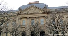 The State Library (Staatsbibliothek) Berlin