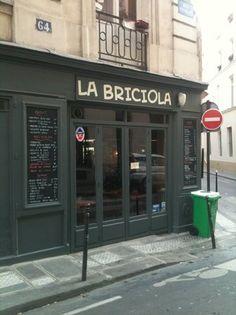 La Briciola, Paris: Se 172 objektiva omdömen av La Briciola, som fått betyg 4 av 5 på TripAdvisor och rankas som nummer3 505 av 15 409 restauranger i Paris.