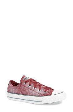 Converse Chuck Taylor® All Star®  Ox - Sparkle Wash  Low Top Sneaker (Women) 251a6b8a6