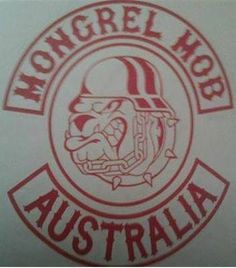 Mongrel Mob - Respect Biker Clubs, Motorcycle Clubs, Sons Of Anarchy Cast, Bike Gang, Grim Reaper Tattoo, Gang Members, Mongrel, Mobsters, Red Vs Blue