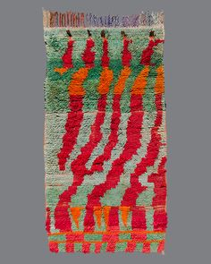 Breuckelen Berber, specializing in a carefully curated selection of fine vintage carpets from the Berber tribes of Morocco. Carpet Sale, Rugs On Carpet, Shag Carpet, Morrocan Rug, Moroccan, Rug Texture, Berber Rug, Textiles, Rug Hooking