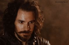 #TheStare... or not, what's the 'nope' about? #TheMusketeers 3x02 #Aramis #SantiagoCabrera