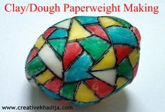 How To Make Dough For Handmade Jewelry & Crafts Making Homemade Clay, Diy Clay, Crafts To Make, Crafts For Kids, Diy Crafts, Jewelry Crafts, Handmade Jewelry, Handmade Gifts, How To Make Dough