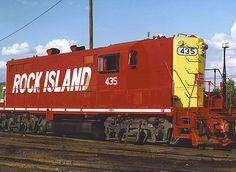 Rock Island Railroad