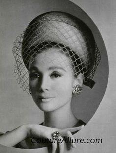 Hat, Rose Valois, 1962