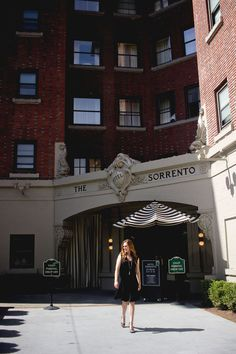 Seattle's #Sorrento #Hotel is the place where #sophistication, #style and a bit of sass meet. @sorrentohotel #Seattle #hotels #travel #Washington #WA #TravelTip #travelling #world #Food #Favourate