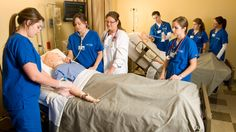 Health Sciences Resource Center - Nursing Simulation Lab