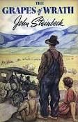 The Grapes of Wrath.  I once did a book report on this book without having read the book.  Years later, I saw the Movie, I so should have read the entire book.