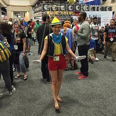 Disney Costumes at Comic-Con 2015 | POPSUGAR Love & Sex