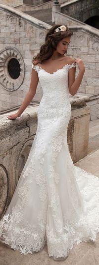 Milla Nova 2016 vestidos de novia de la boda adalia 1