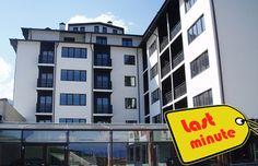 Last Minute в Банско, хотел Роял. Нощувка със закуска + дете до 10 г. на допълнително легло за 26 лв.. Всички оферти с намаление събрани на едно място. Multi Story Building