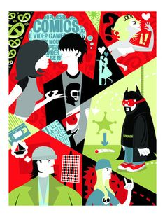 Poster Art: 'Meek's Cutoff' – 'Mallrats' – 'Inglourious Basterds' mallrats poster art – Sound On Sight Illustrations, Illustration Art, Badass Movie, Inglourious Basterds, Silent Bob, Superhero Poster, Alternative Movie Posters, Beautiful Posters, Minimalist Poster
