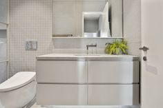 Stunning white designer bathroom created by Creative Cabinets for one of our clients. White Bathroom, Cabinets, Bathrooms, Luxury, Creative, Design, Armoires, Wall Cupboards, Bathroom