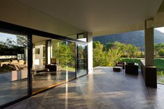 The Creek Terrace House, Khaoyai Thailand  Architecture and Landscape design by OPNBX Openbox Architects