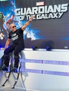 Guardians of the Galaxy | Vin Diesel                                                                                                                                                                                 More
