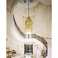 Lavish living at it's best – La Belle Vie Estate - Exterior and Interior Design Architecture, found on polyvore.com