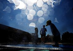 Dome of heat bakes Midwest, closes schools. #poisonedweather