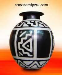 Imagen relacionada Painted Pots, Pottery Painting, Clay Art, Home Decor, Google, Image, Black, Chair, Paper