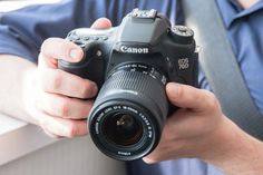 Canon 70D DSLR With Dual Pixel CMOS AF: First Impressions