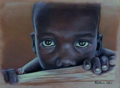 One day they'll be able to dream ! - Soft Pastels by Matteo Pantano