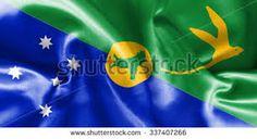 Christmas Island, Flag Vector, Art, Kunst, Art Education, Artworks