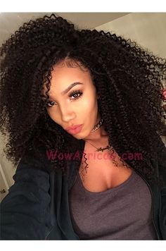 Natural Color Water Wave Brazilian Virgin Hair Glueless Full Lace Wigs[GFL12]-WOWAfrican.com