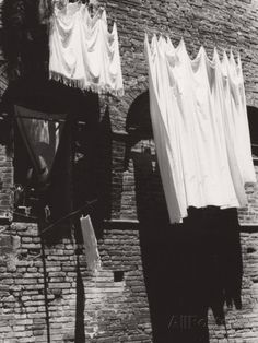 Clothes in the Sun Photographic Print by Vincenzo Balocchi at AllPosters.com