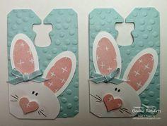 Chalk Talk Bunny Tags