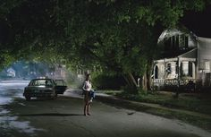 Gregory Crewdson. 'Untitled (Maple Street)' 2003-2005