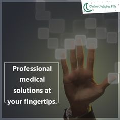 Professional medical solutions at your fingertips.