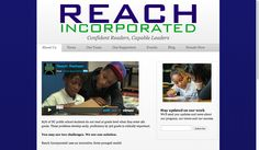 Reach Incorporated   Confident Readers, Capable Leaders Reach Incorporated uses an innovative, three-pronged model: 1)Training: Teachers guide high school tutors in preparing literacy lesson plans. 2) Tutoring: Two days/week tutors provide reading instruction to elementary school students in need of support. 3) Compensation: Tutors are paid for program participation and can earn raises based on performance in and after school. #literacy, #tutor, #mentor, #elementary, #highschool