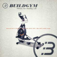 Gymost Elliptical Crosstrainer ID-E15