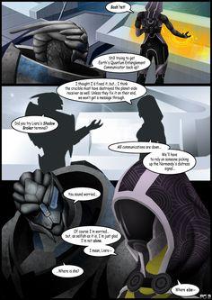Mass Effect: Reunion Page 2 by calicoJill.deviantart.com on @deviantART