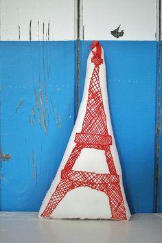 oui, oui, paris by wood & wool stool, via Flickr
